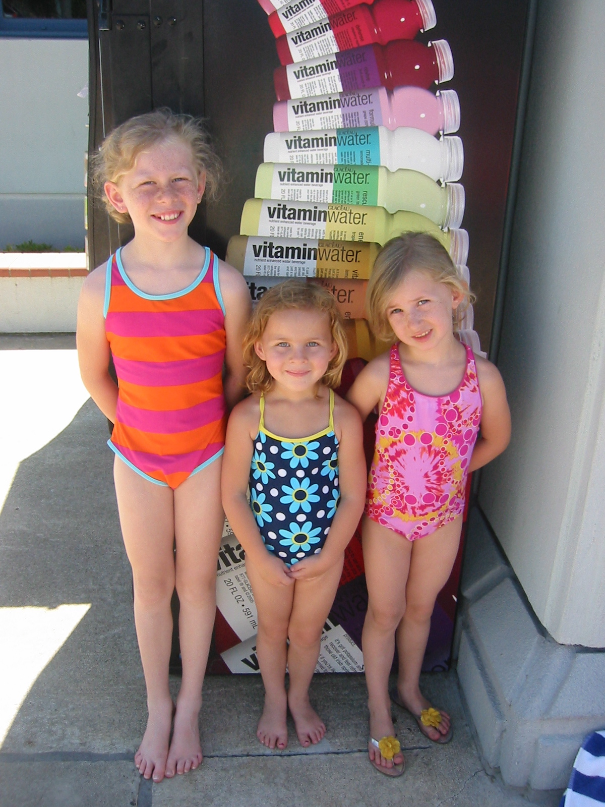 Little Girls Swimming Costumes