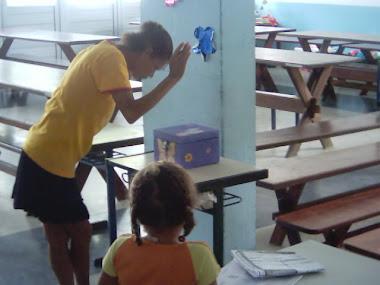 ELEIÇÃO NO BAIRRO PARQUE DOS MINISTÉRIOS