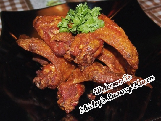 woody family cafe buffalo wings