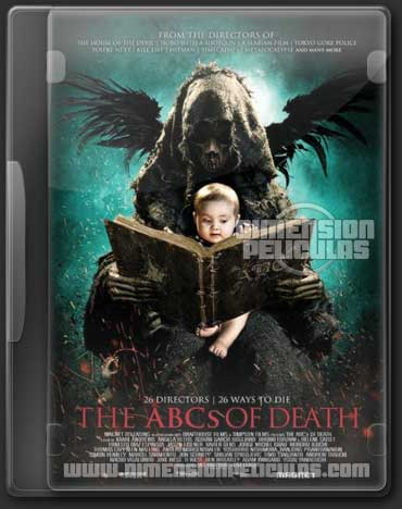 The ABCs Of Death (HDRip Inglés Subtitulada) (2012)
