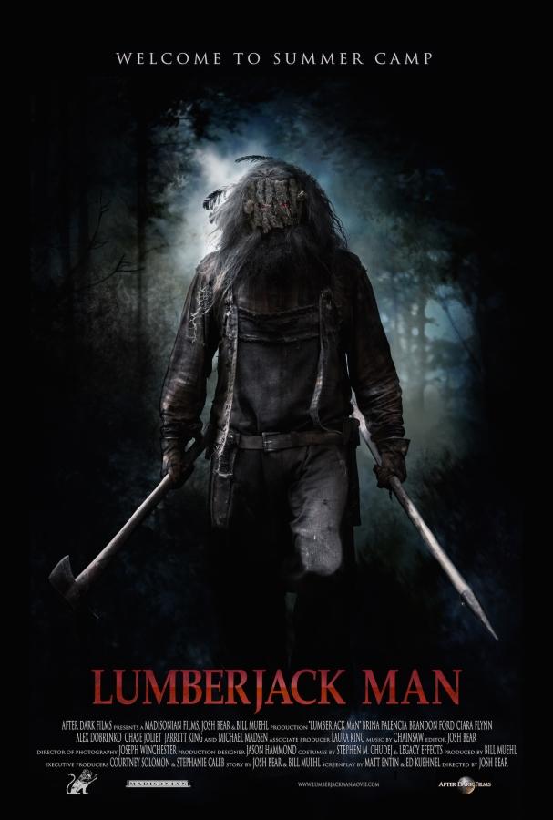 El Ojo del Horror: Crítica: Lumberjack Man (2015)