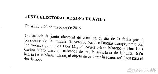 Plazanavaluenga censo armando otra vez miente for Oficina del censo electoral