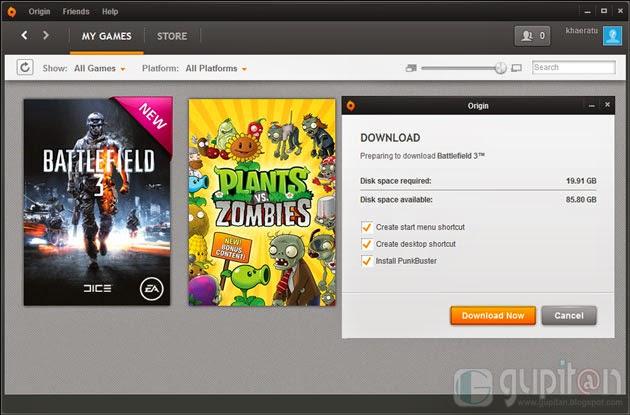 Download Battlefield 3 untuk PC Gratis dari Origin 3
