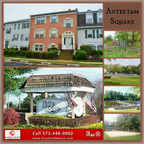 Antietam Square Community Pictures located in Lake Ridge, Virginia