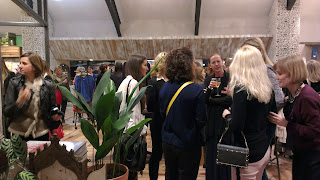 The Hub.London at Anthropologie, King's Road