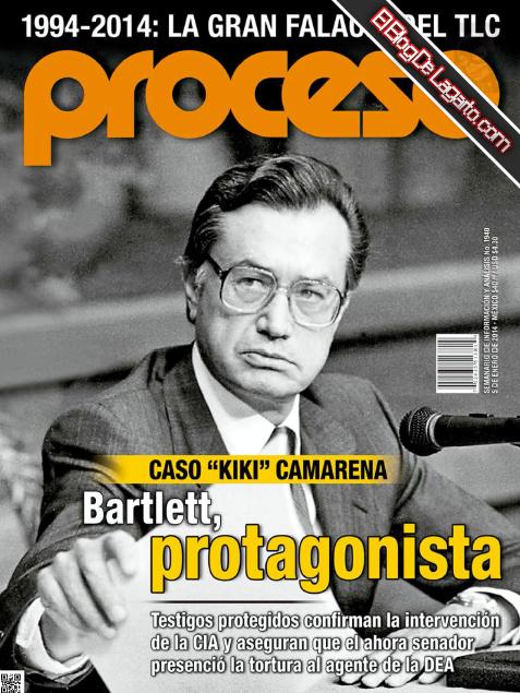 """PROCESO No.1940 Enero 2014 - Caso """"Kiki"""" Camarena"""