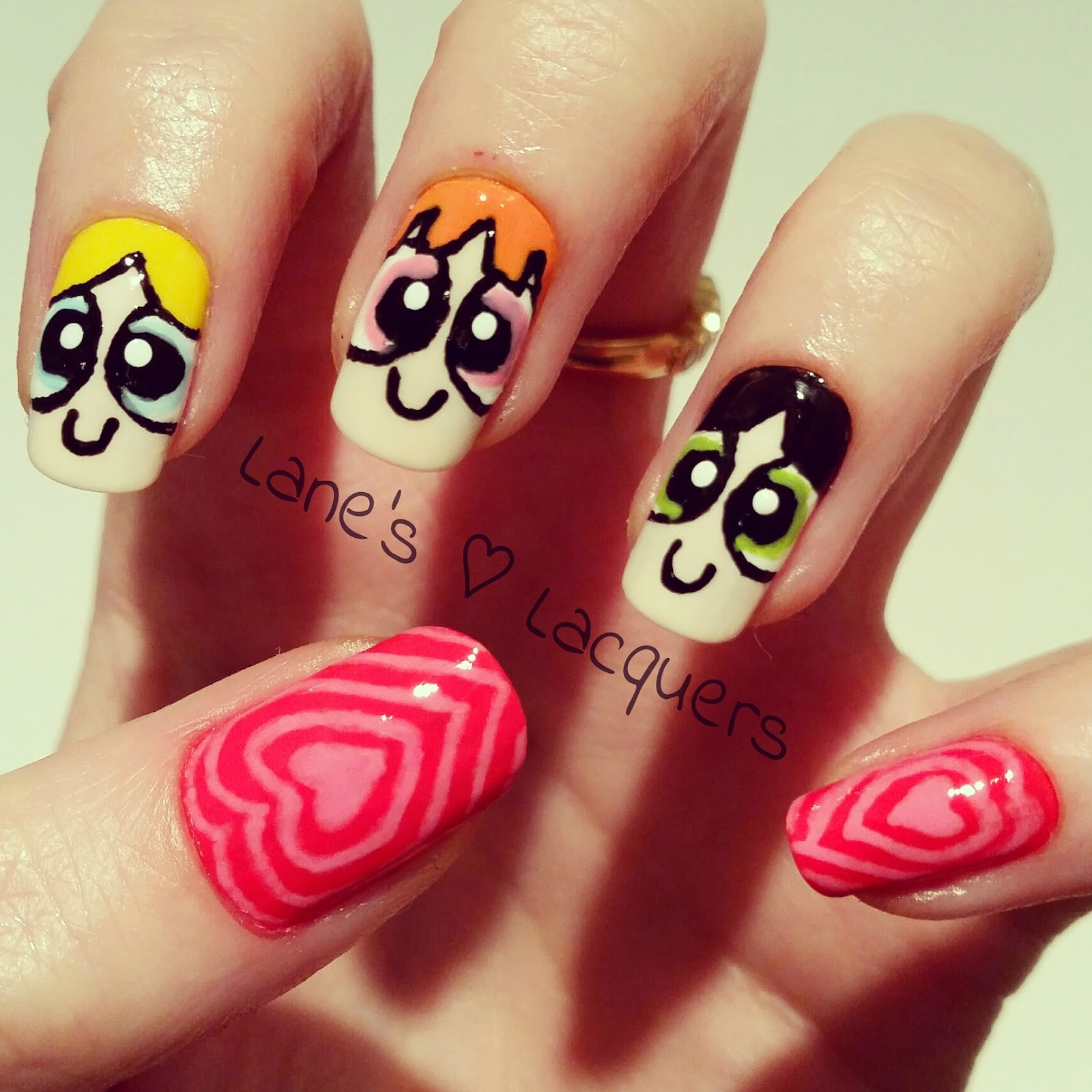 barry-m-powerpuff-girls-cute-kawaii-cartoon-nail-art