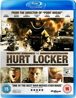 The Hurt Locker 2008 Bluray 720p 950mb