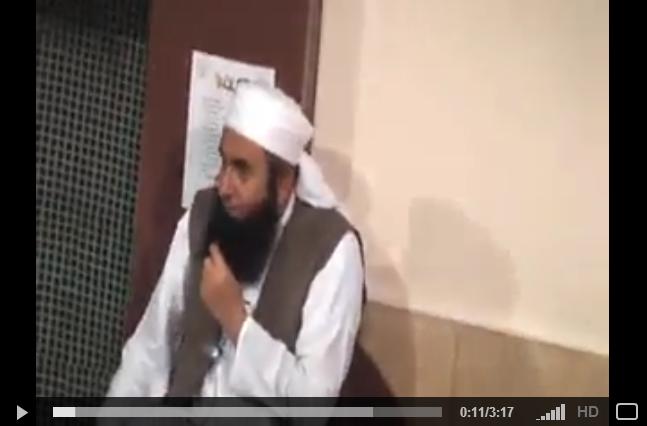 Maulana Tariq Jameel ( Must watch ) توبہ کا عمل