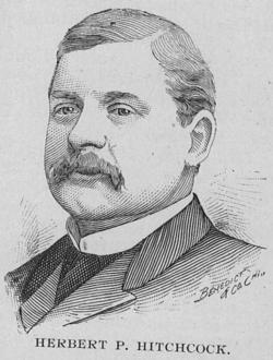 Herbert P. Hitchcock 1841-1894