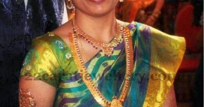 kasula haram and vaddanam jewellery designs