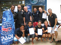 PADI Instructor Development Course, PADI Instructor Exam