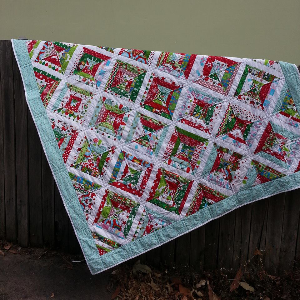 string quilts are my favorite