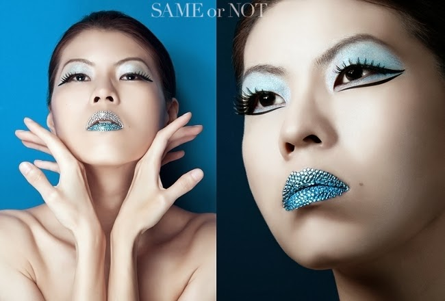 Diamond Lips by Same or Not (Sheena)