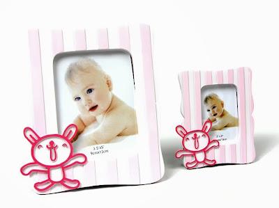 marco de fotos niña