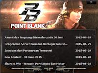 Solusi Error Di Game Pointblank