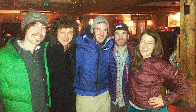 Attitash Mountain Patrol apres-ski