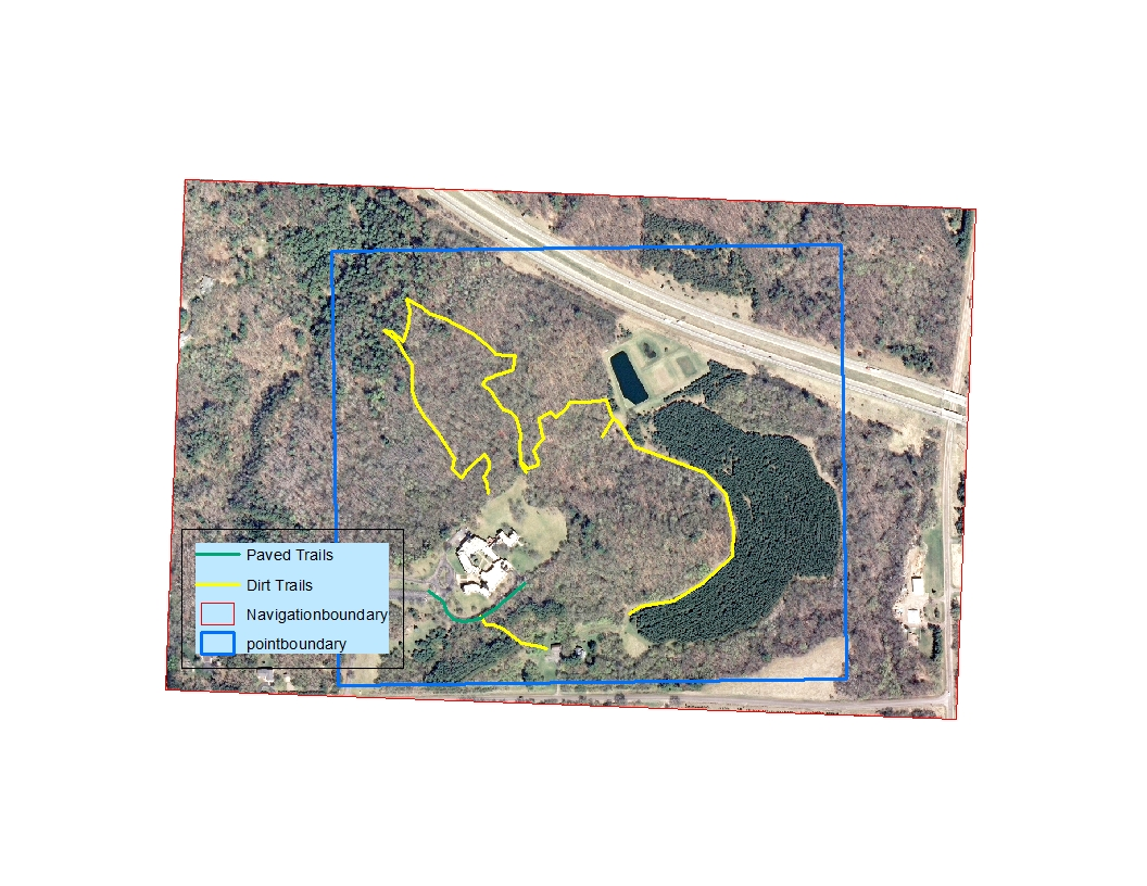 here is my collection of trail data