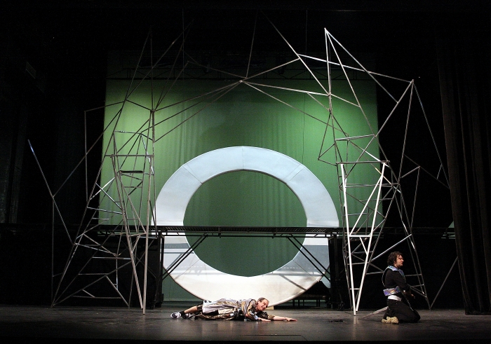 the redeemer reborn parsifal as the fifth opera of wagners ring