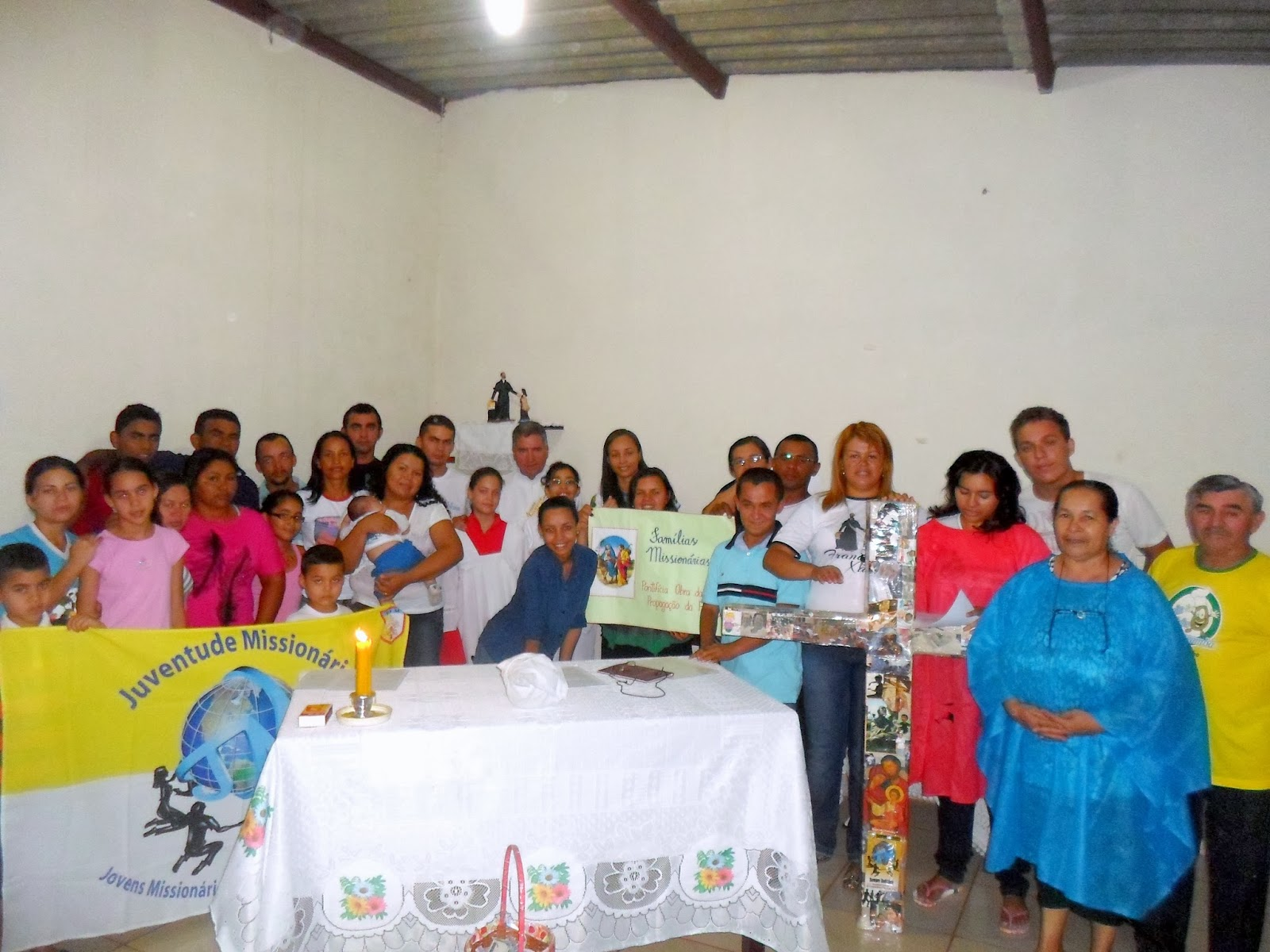 Paulina Jaricot é celebrada na Diocese de Jataí (GO)