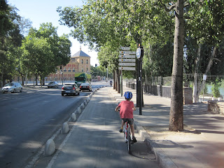 cycle track for children