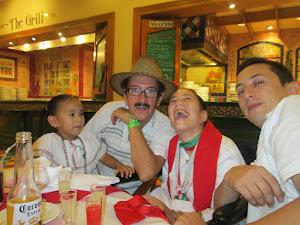 Noche Mexicana 15 septiembre 2012