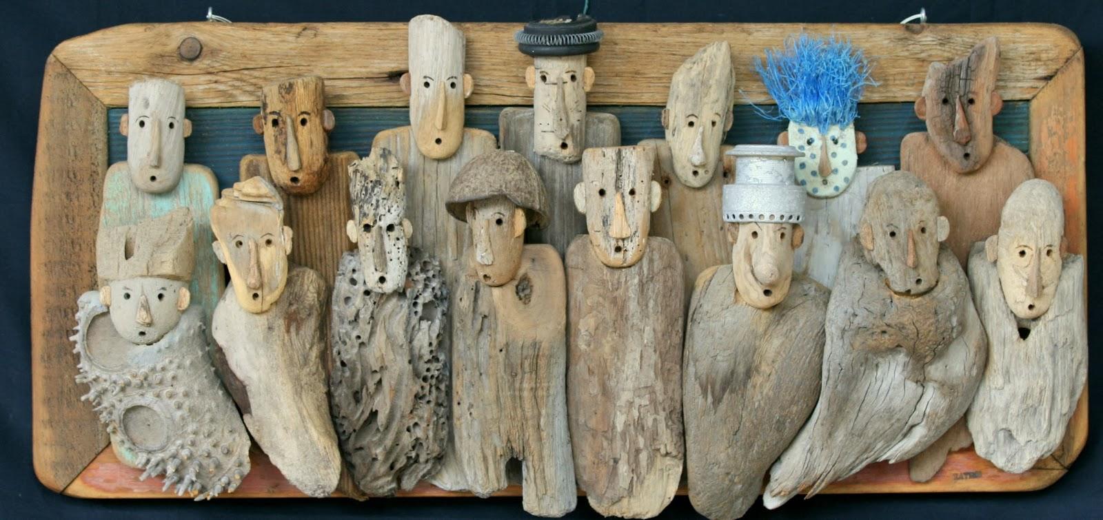 Atelier karibu xavier deparis recycl 39 art tournee generale for Atelier bois flotte