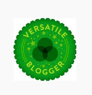 Versatile Blogger Award!