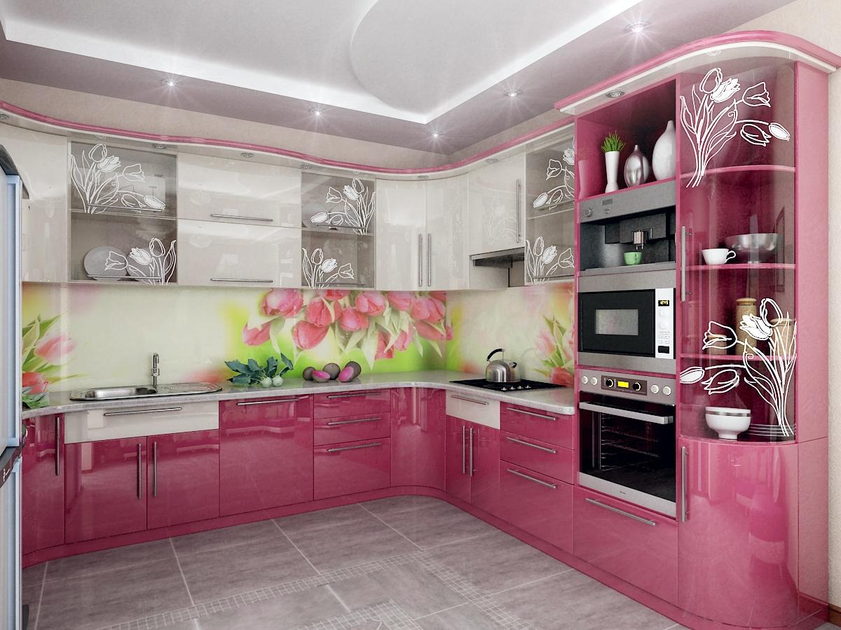 Модная кухня дизайн фото