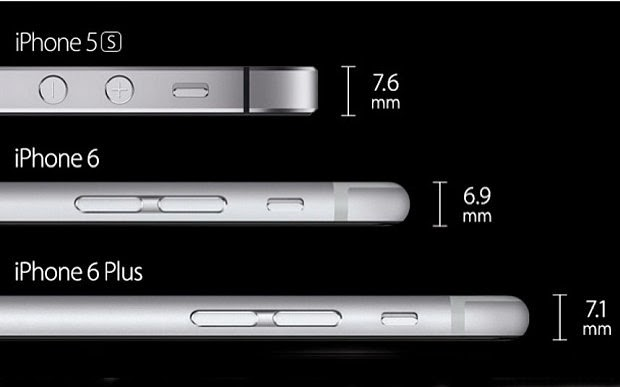 Spesifikasi Lengkap iPhone 6 & iPhone 6 Plus