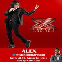 Alex Rudiart - Beraksi (Kotak)
