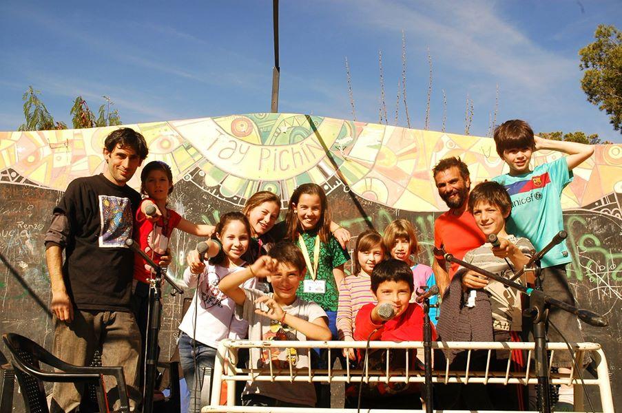 Radio Abierta en La Plaza Re Copada