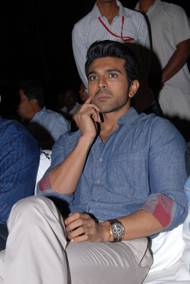 ram charan at Naayak Audio Launch Photos