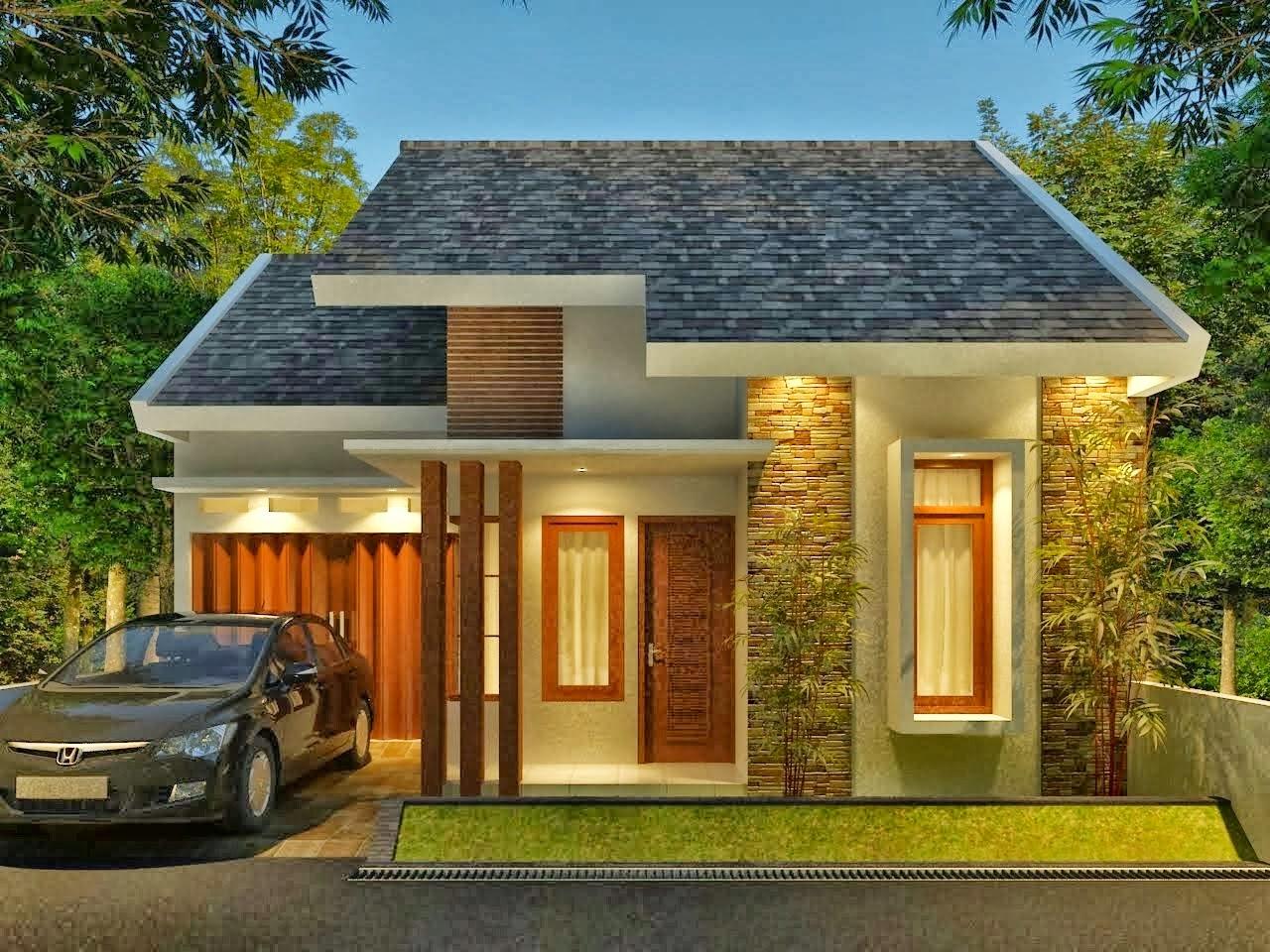 Desain Rumah 2016 Rumah Minimalis 1 Lantai Images