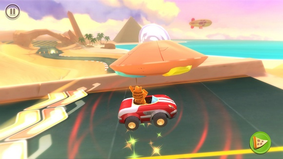 Garfield Kart PC Game Screenshot 5 Garfield Kart SKIDROW