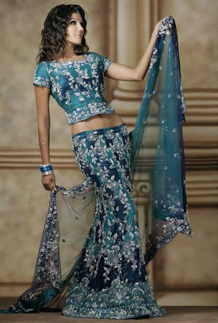 Fish Cut Lehnga 2012