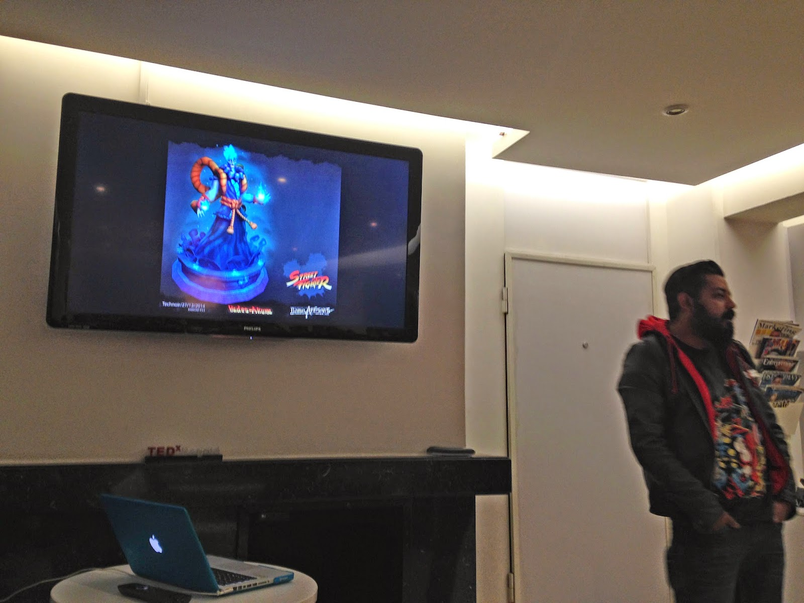 """Jason Gil en """"Video Juegos"""" Visiones desde el diseño y el arte"""