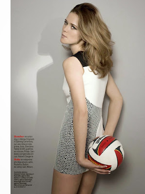 Raphaelle Dupire HQ Pictures Cosmopolitan France Magazine Photoshoot March 2014