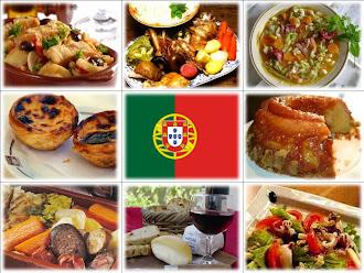 Gastronomia portuguesa... e Internacional...