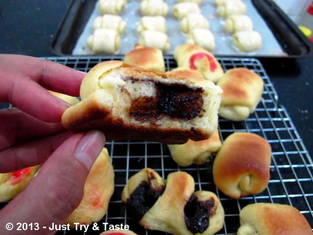 Lihat juga resep # roti boy enak lainnya. Obsesi Roti 28 Roti Unyil Just Try Taste