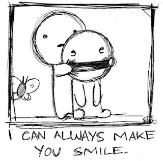 Cerpen Senyum