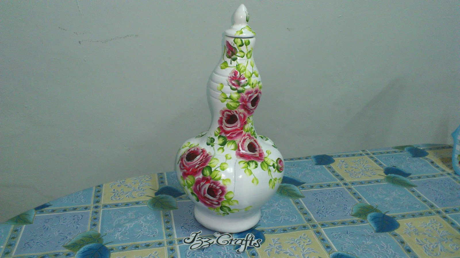 Izzcrafts Decorative Painting Makeover Labu Sayong