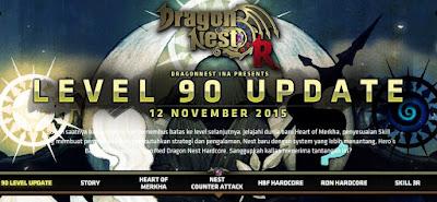 Informasi Event Dan Update Terbaru DragonNest Level 90 Saat Ini
