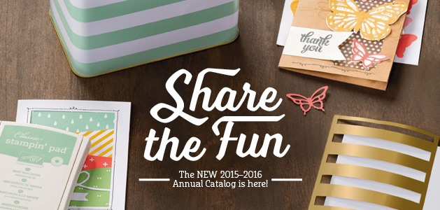 New 2015-2016 catalog!!