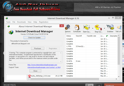 IDM 6.16 Build 2 Final Full Activation Key Patch