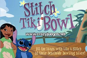 Jugar Stitch Tiki Bowl