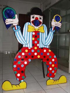 Clown Ball Games