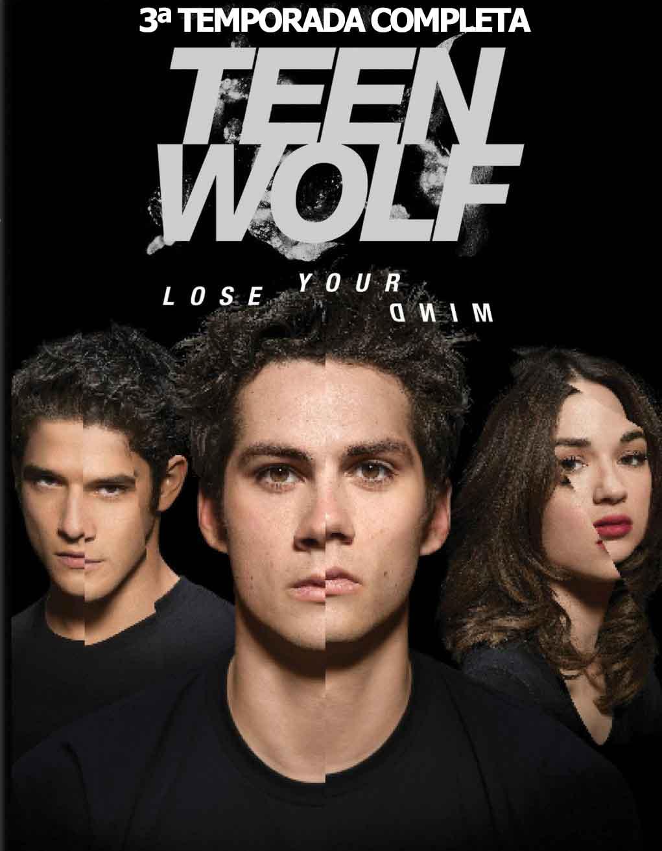 Teen Wolf 3ª Temporada Torrent - BluRay 720p Dual Áudio