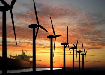 Phun phủ nhiệt bảo vệ chống ăn mòn trong công nghiệp điện gió