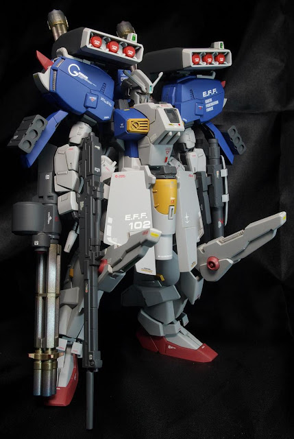 Full Armor Ex-s Gundam Land Battle Type